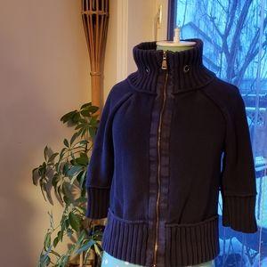 Dark blue Eddie Bauer sweater